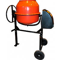 Бетономешалка 160 л, 650 Вт, Orange СБ 8160П (75597), фото 1