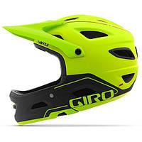 Шлем вело Giro Switchblade MIPS mat lime/black размер: M (55-59 см)