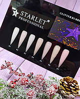 База STARLET ruber Glitter с шимером, фото 1