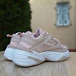 Женские кроссовки Nike M2K Tekno (пудровые), фото 3