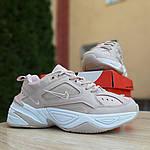 Женские кроссовки Nike M2K Tekno (пудровые), фото 9