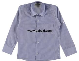 Рубашка трансформер, Турция, Babexi, рр. 5, 6, 7, 9 лет, арт. 7106