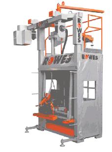 Установка для зварювання вертикальних (нафтоналивних) резервуарів ROWES
