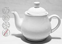 Чайник Заварочный Фарфоровый Белый 700мл (HR1503)