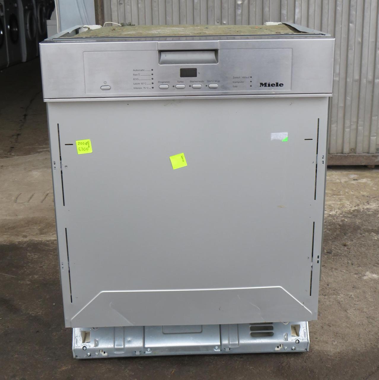 Посудомоечная Машина Miele G 4221 I (Код:2006)