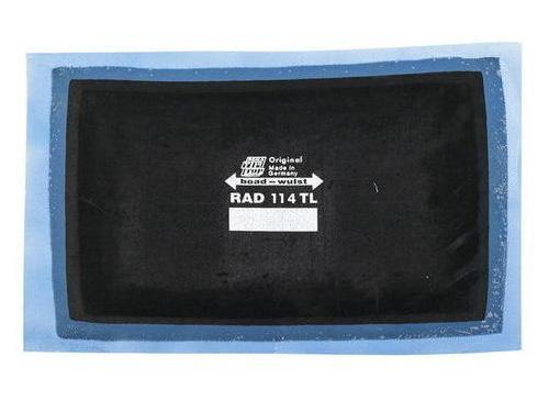 Радиальные пластыри TL 114 упаковка 10 шт. Rema Tip-Top 5121140 (Германия)