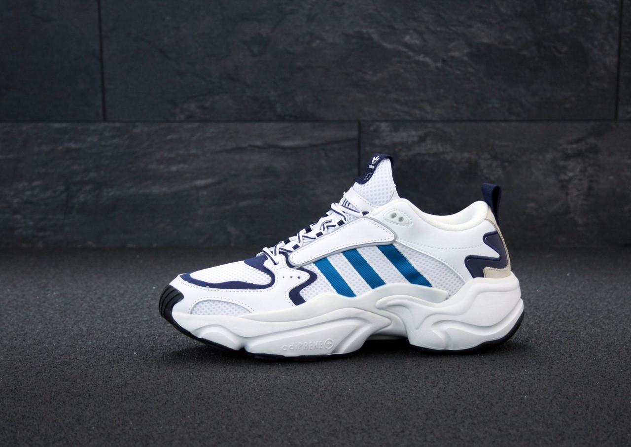 Мужские кроссовки Adidas Magmur (белые)