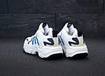 Мужские кроссовки Adidas Magmur (белые), фото 2