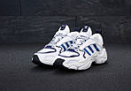 Мужские кроссовки Adidas Magmur (белые), фото 3