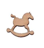 Фігурка конячка 20х20 мм