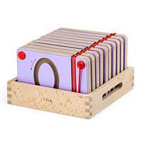 Набор для написания магнитных цифр Viga Toys 10 шт. (50339)