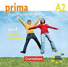 Prima Deutsch fur Jugendliche 4 Audio-CD