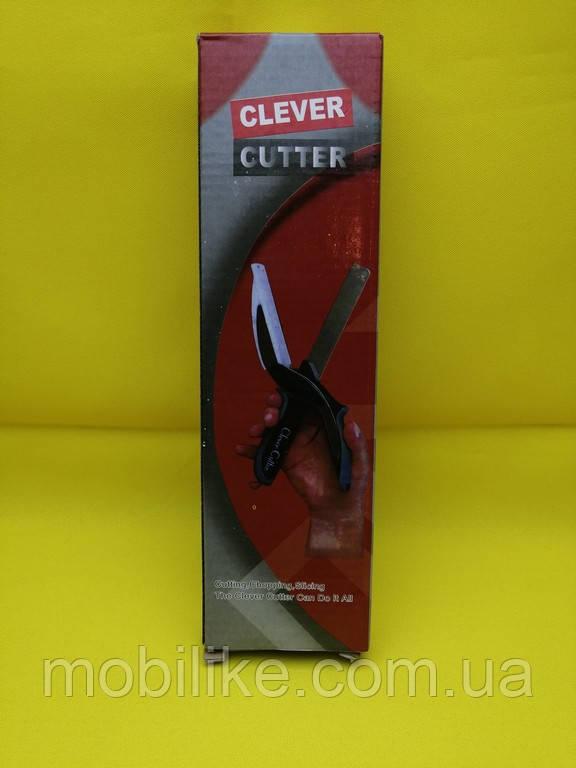 Универсальный кухонный нож - ножницы Clever Cutter