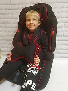 Детское автокресло каркасное Джой JOY с бустером и откидной спинкой
