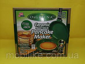 Двостороння сковорода для млинців Pancake Maker