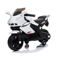 Детский мотоцикл M 4215-1, белый
