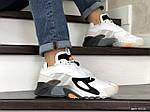 Мужские кроссовки Adidas Streetball (белые), фото 2