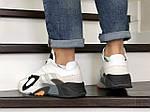Мужские кроссовки Adidas Streetball (белые), фото 3