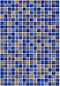 400х275 Керамическая плитка стена Гламур 2Т