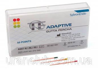 TF Adaptive Guttapercha (ТФ Адаптив) SybronEndo , США