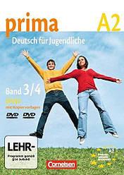 Prima Deutsch fur Jugendliche 3-4 Video-DVD