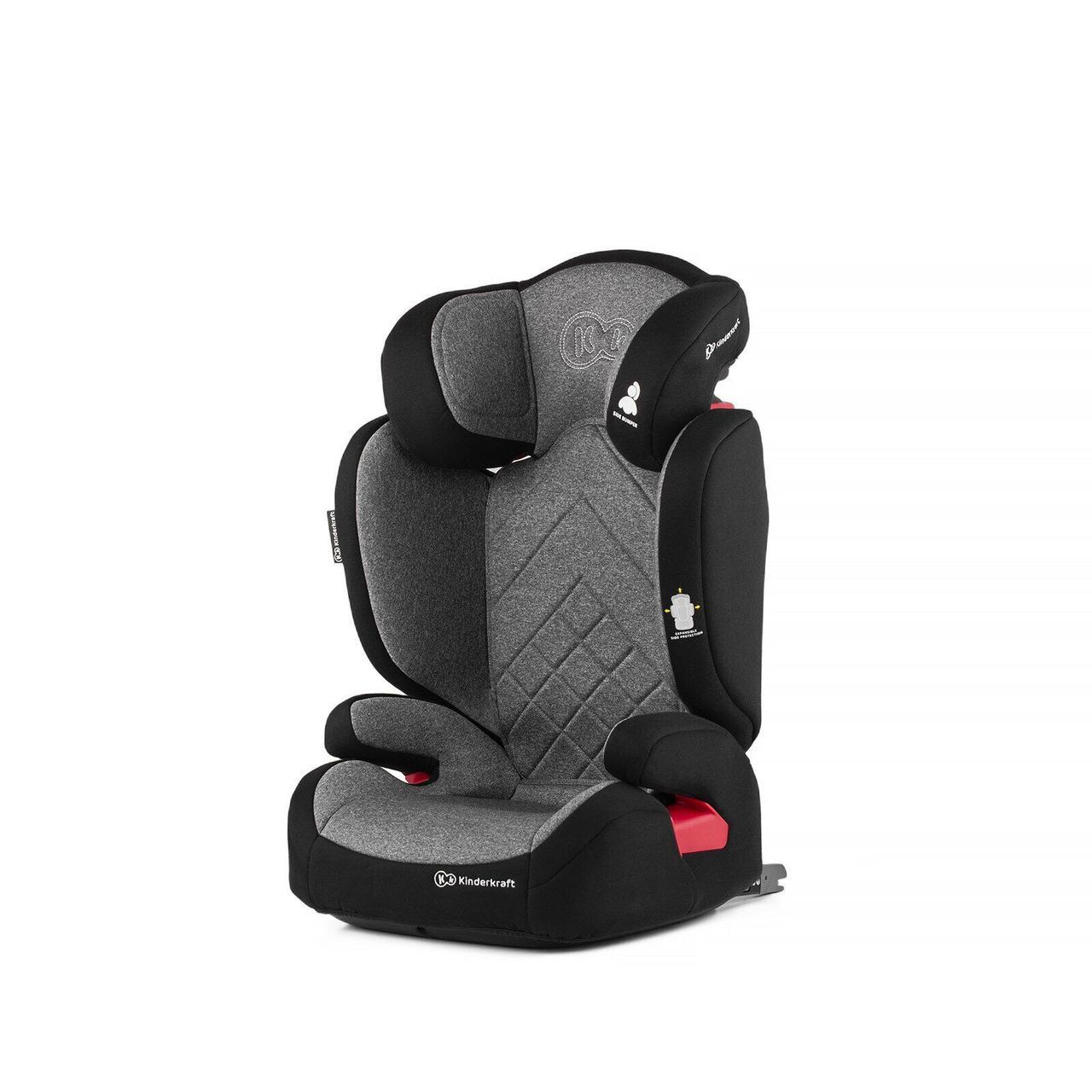 Автокресло Kinderkraft Xpand Grey