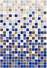 400х275 Керамическая плитка стена Гламур 2С