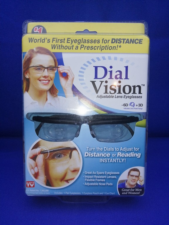 Очки Dial Vision
