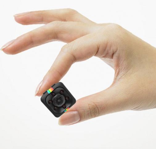 Мини камера SQ11 1920*1080P Full HD черная
