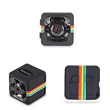 Мини камера SQ11 1920*1080P Full HD черная, фото 3