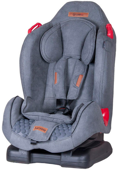 Автокресло Coletto Santino New Grey