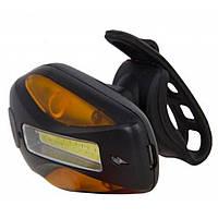 Фонарь велосипедный Velotrade габаритный PL209R белый+красный+желтый свет 20 светодиодов (LTSS-017)