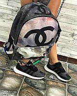 Большой Женский рюкзак брендовый  Плотный дайвинг