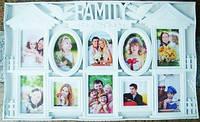 Фотоколлаж  Family на 10 фото