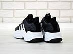 Мужские кроссовки Adidas Magmur (черно-белые), фото 4