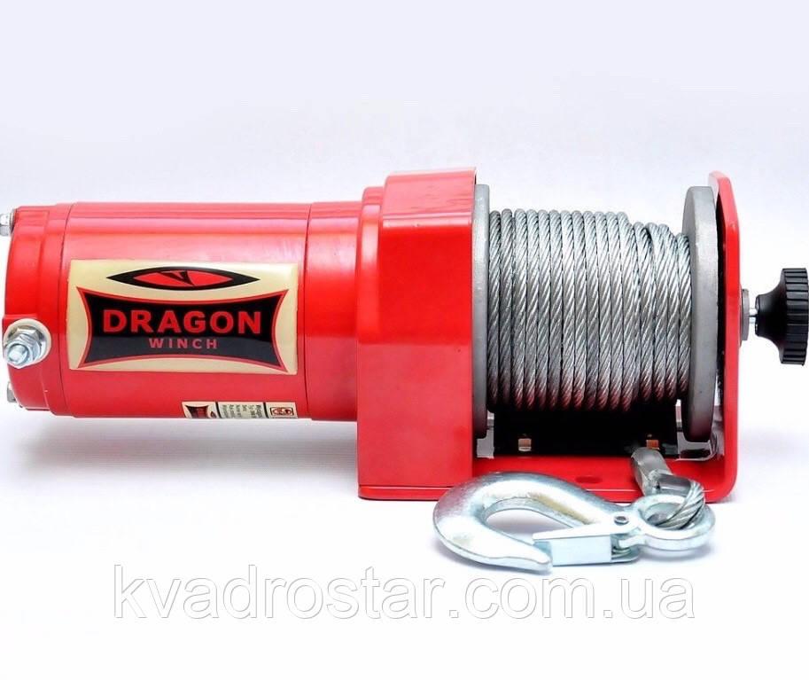 Лебедка для квадроцикла DRAGON WINCH MAVERICK 2000 ST