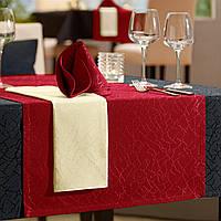 Интерьер и столовый текстиль в ресторанах восточной кухни!