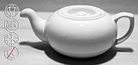 Чайник Заварочный Фарфоровый Белый 550мл (HR1509)