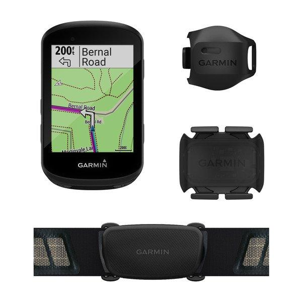 Велокомпьютер Garmin Edge 530 MTB Bundle