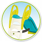Горка детская пластиковая Smoby 150 см спуск для детей, фото 6