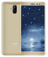 "Смартфон AllCall Rio X Gold 1/8Gb, 13+2/5+2Мп, 2sim, 5,5"" IPS, 2850мАч, GPS, 4 ядра, 3G"
