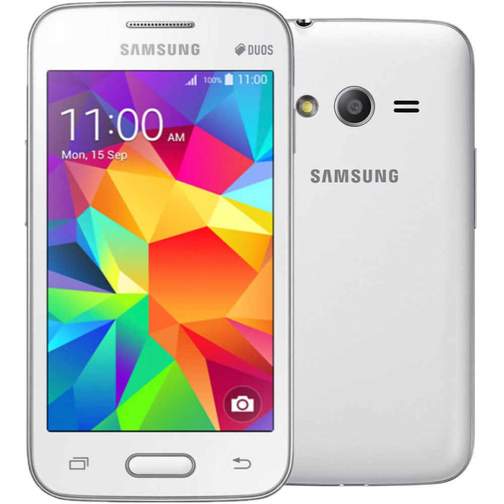 Смартфон Samsung Galaxy Ace 4 SM-G313H White (Сертифицирован в Украине)