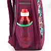 Рюкзак школьный каркасный KITE 703 Flowery, фото 2