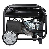 Бензиновый генератор Hyundai HHY 7050F, фото 3