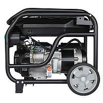 Бензиновый генератор Hyundai HHY 7050F, фото 2