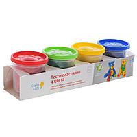 Набор для детского творчества «Тесто-пластилин 4 цвета», TA1010V /DM