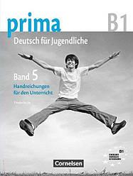 Prima Deutsch fur Jugendliche 5 Handreichungen fur den Unterricht