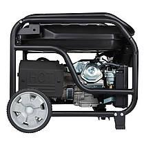 Бензиновый генератор Hyundai HHY 7050FE, фото 3