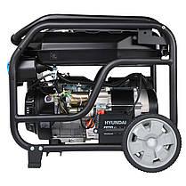 Бензиновый генератор Hyundai HHY 7050FE, фото 2