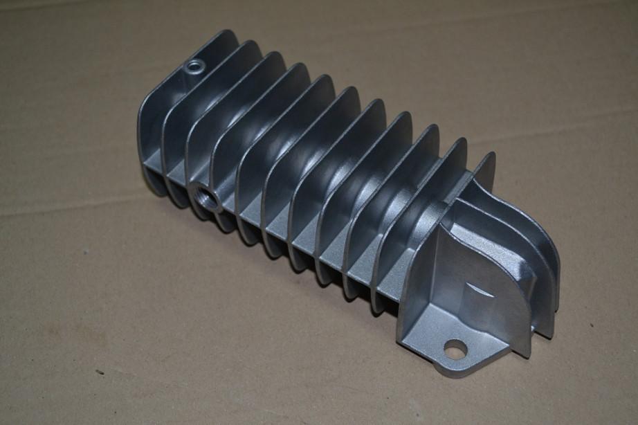 Радиатор выпуска компрессорной головки FINI ВК 113, Dari DG590 (1161)
